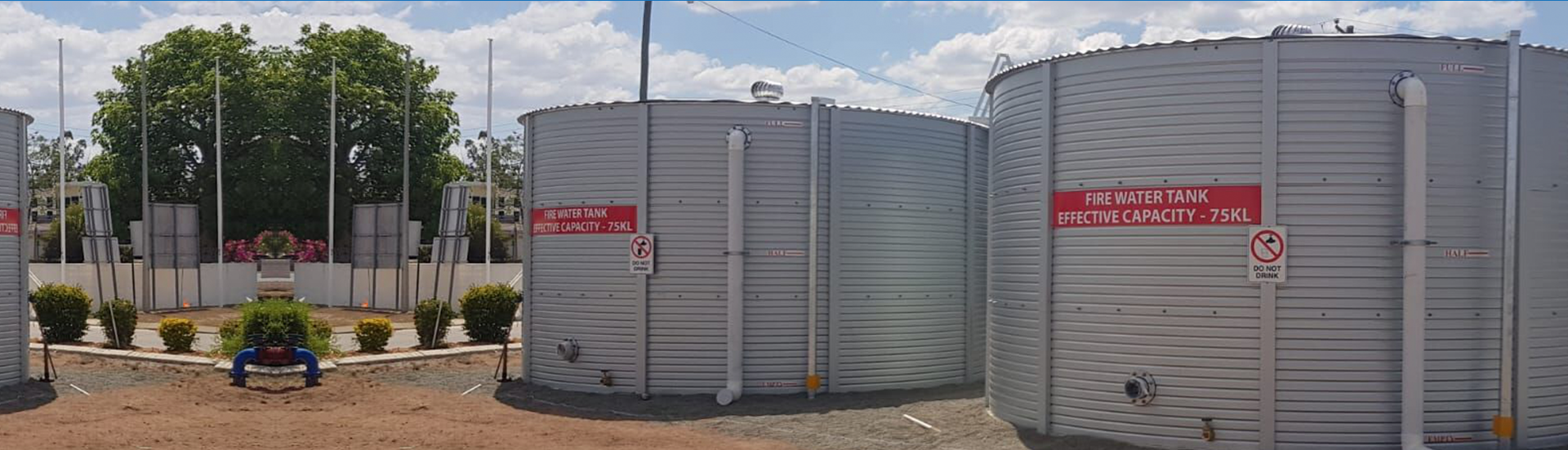 Extensive Water Tank Industry Experience